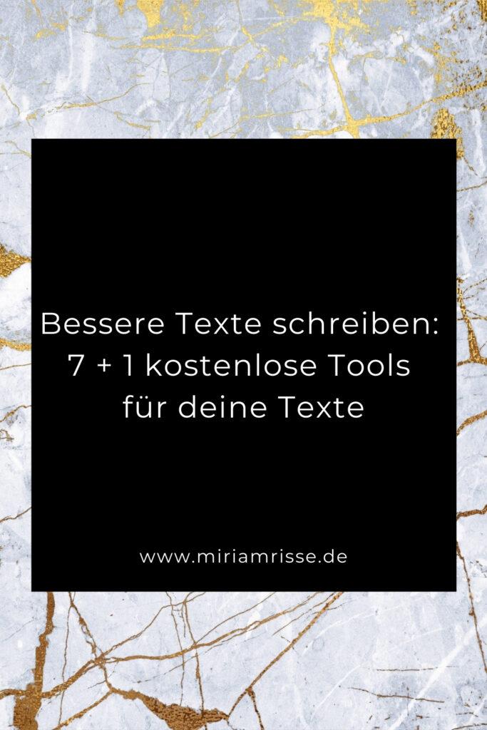 Sinnbild für Tools zum Texteschreiben