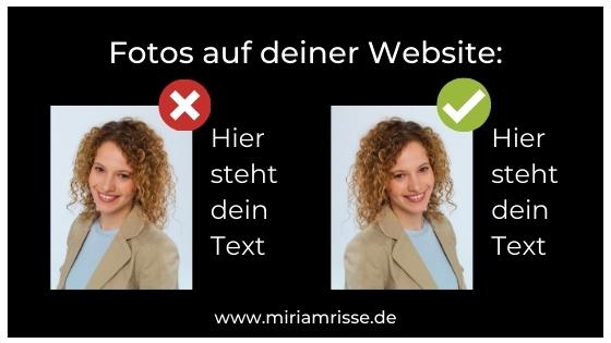 Sinnbild für Fotos auf der Website