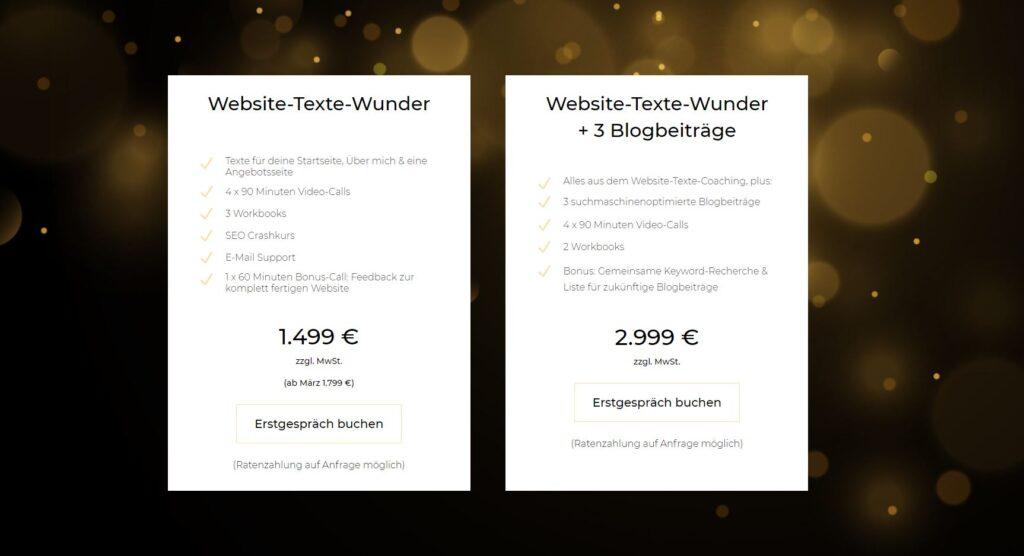 Sinnbild für Website Checkliste Beispiel